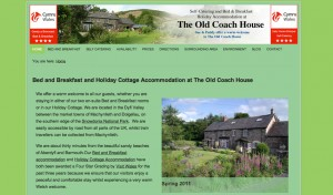The Old Coach House Cottage 2011