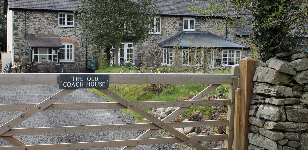 The Old Coach House Cottage Gate