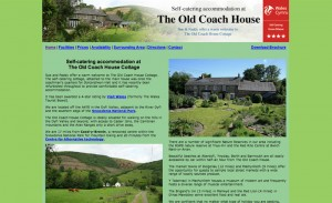 The Old Coach House Cottage 2007