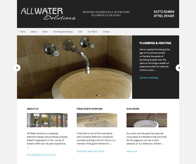 All Water Solutions Uppingham