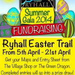 Ryhall Gala Fundraising Easter Trail