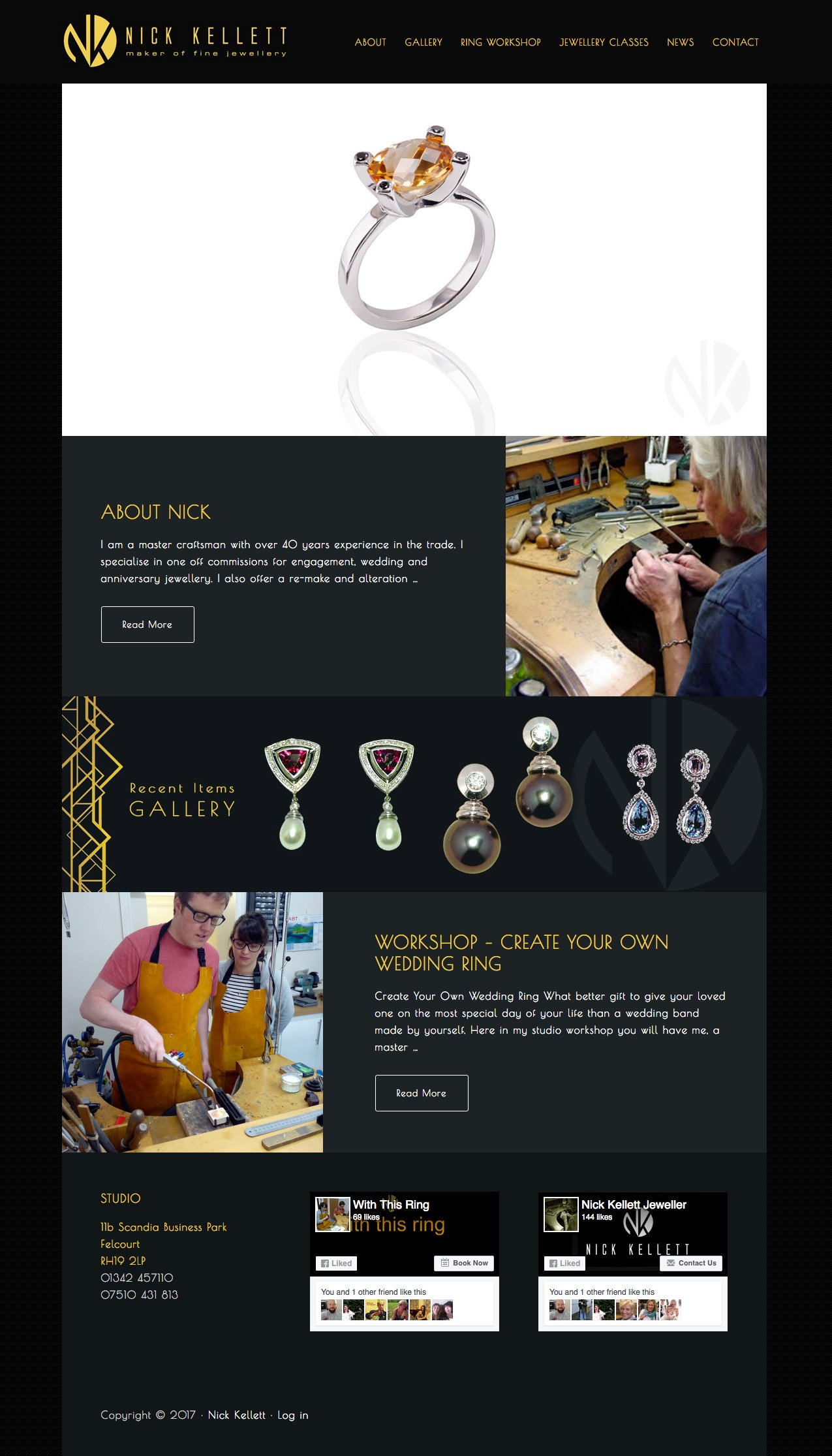 Nick Kellett Jewellery