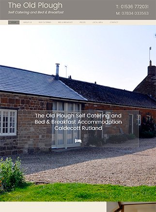 The Old Plough Rutland Self Catering ft